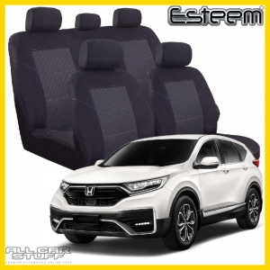 Honda CR-V Seat Covers RM Black Esteem